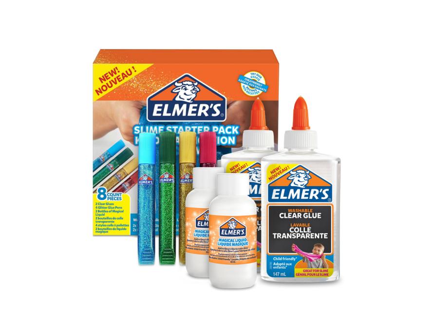 Elmers slime starter pack 472ml